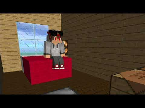 ANIMATION MINECRAFT SURVIVAL/BY SCORPION GAMER/MADE ON ANIMATE IT
