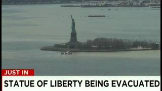 Statue of Liberty Evacuated After Suspicious Package Discovered