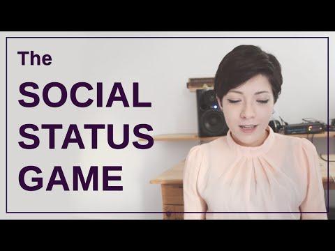 The Social Status Game