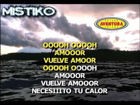 CHICOS AVENTURA TE EXTRAÑO (KARAOKE)