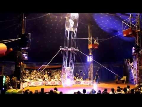 Great British circus in Subang Jaya, Malaysia 2016