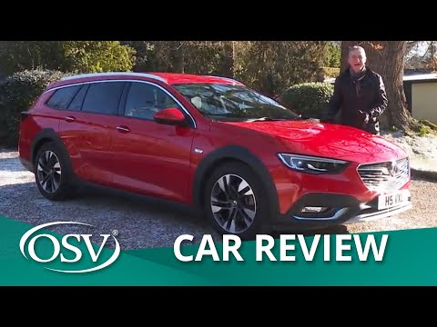 Vauxhall Insignia Sports Tourer 2018 In-Depth Review | OSV Car Reviews