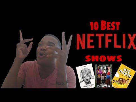 10 Best Netflix Shows| South Africa