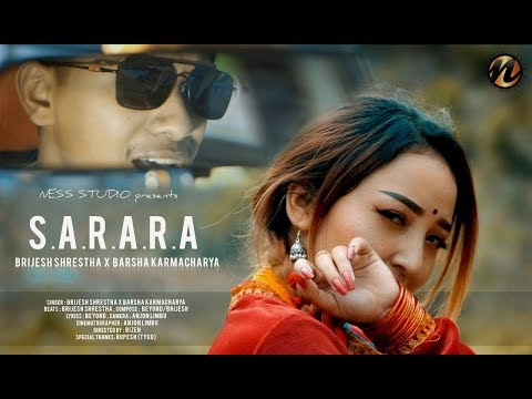 """Sarara"" Brijesh Shrestha x Barsha Karmacharya (Official Video)"