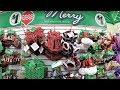 4K CHRISTMAS AT DOLLAR TREE - Xmas Holiday Shopping Trees Decorations Ornaments (4K resolution)