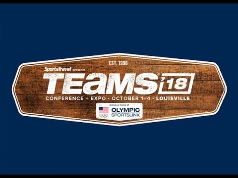 TEAMS Conference & Expo: New Home of USOC's Olympic SportsLink