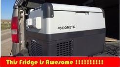 Dometic CFX50W 12v Fridge First Look