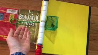 Malia Borg Rube Goldberg How to Draw Machine