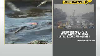 Pollution levels rise in Mumbai