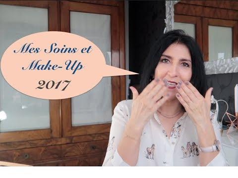 Mes Produits Soins et Make-Up 2017  - Voeux 2018