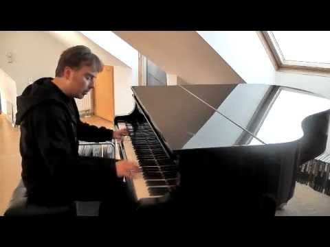 """The Way It Is"" (Bruce Hornsby) transcribed, arranged & performed by Uwe Karcher"