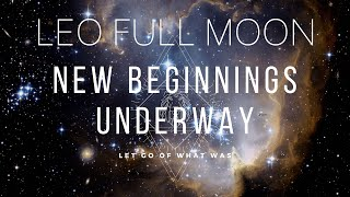 Leo Full Moon Energy Update: Oneness begins within