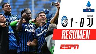 ¡TRIUNFAZO ANTE LA VECCHIA SIGNORA!   Atalanta 1-0 Juventus   RESUMEN