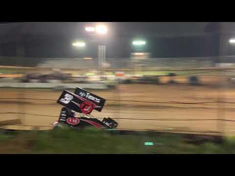 Trey Burke Racing 305 Sprints - 04.06.19 105 Speedway