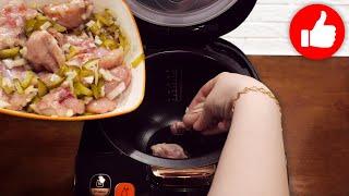 Теперь экономлю много времени Картошка с курицей в мультиварке рецепт должен быть у каждой хозяйки