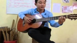 #12 Dieu bolero - Bai giang guitar van anh