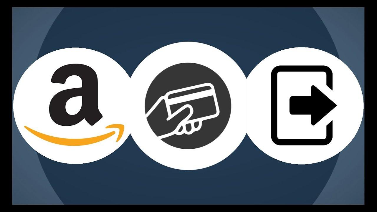Bei Amazon Abmelden