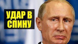 Лукашенко и Эрдоган нанесли удар в спину Путина