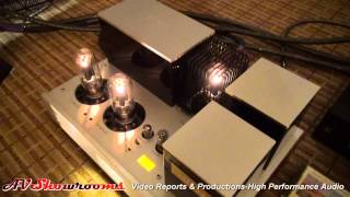 acoustic zen audio triode corp of japan twin audio video