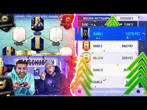 FIFA 19: TOTY ABRECHNUNG + TEAMBAU !!