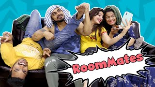Types Of Roommates | Funny Video | 4 Heads