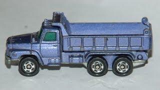 №16 S=1/102 Nissan Diesel UD dump truck 日産ディーゼル ダンプカー