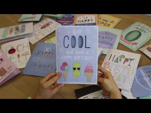 Musikkarte - Cool 26194