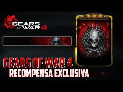 Gears of war 4   Reto Especial con Recompensa Exclusiva!!