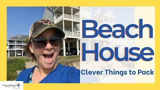 Beach Vacation Rental Home (Do NOT Forget These 23 Items)