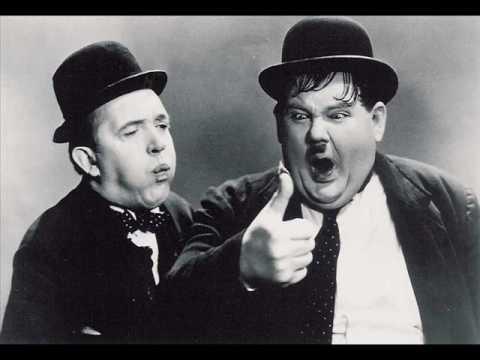 Laurel & Hardy theme   Dance of the Cuckoos