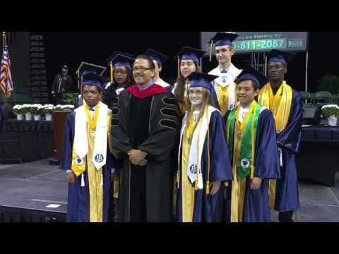 Stony Point High School Class Of 2016 Graduation Youtube
