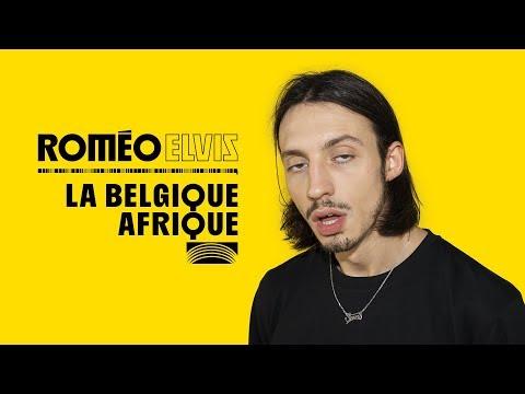Roméo Elvis - La Belgique Afrique (Lyric Video)