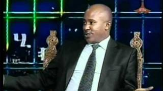 Tewodros Teshome - Arhibu  Interview, Clip 3 of 7