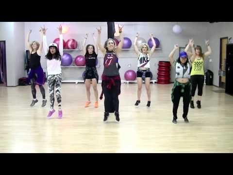 'Party Like A Rock Star' DANCE FITNESS