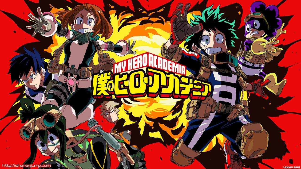 Why You Should Watch Boku No Hero Academia My Review