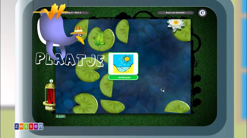 Favoriete Zwijsen - Online software - Woordenschat in beeld - YouTube #LK92