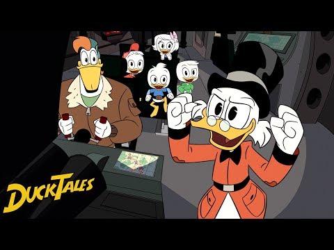 DuckTales: Exclusive Sneak Peek   Comic-Con 2017   Disney XD