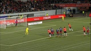Ligue 1 - Résumé de la 38ème journée / 2012-13