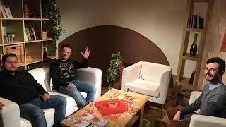 Umelecké centrum F6 // Doma je doma (TV LUX)