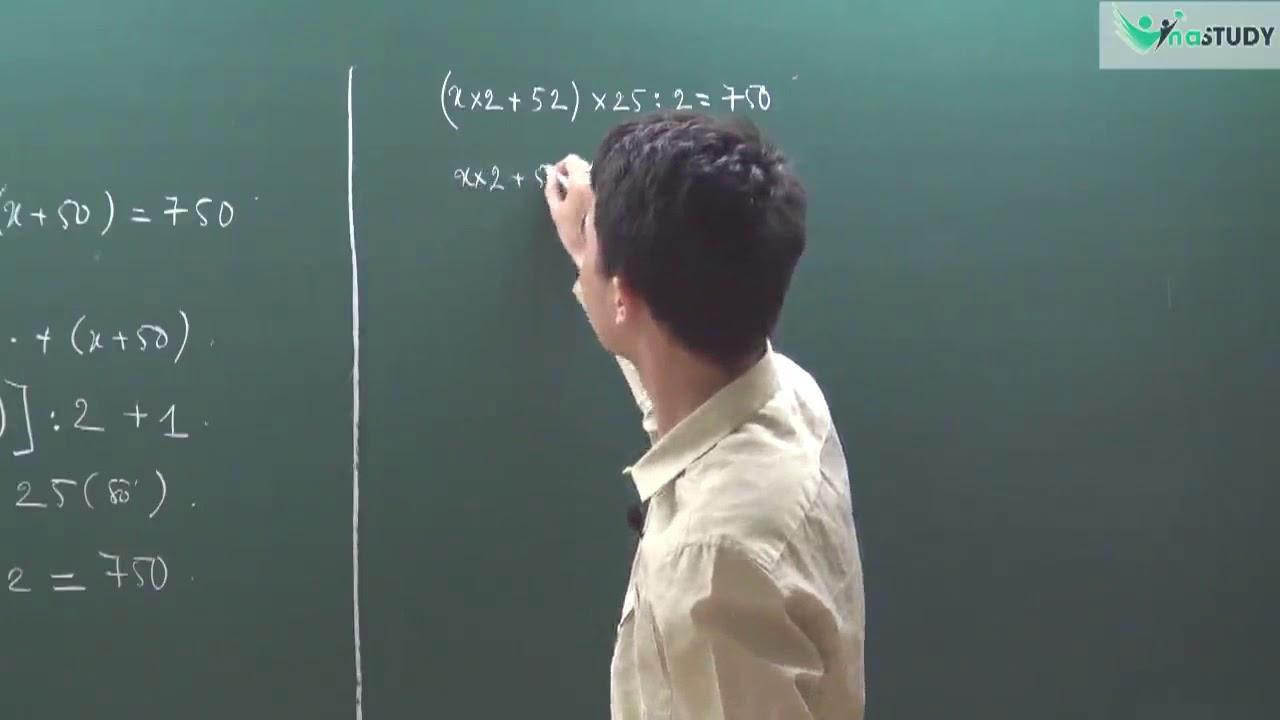 [Toán nâng cao lớp 4] – Các bài toán về dãy số – thầy Nguyễn Thành Long