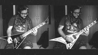 SLAVE OF FEAR - TWO GUITARS (JACKSON GUITARS EMS VS SEIMOUR DOUNCAN)