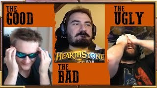 INCREDIBLY LUCKY COMEBACK! | RNG - The Good, The Bad & The Ugly ep. 2 | Hearthstone
