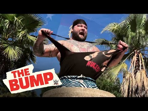 Bray Wyatt muscles up for Braun Strowman: WWE's The Bump, May 10, 2020