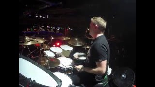 """Paiste's Craig Blundell w/Steven Wilson in Moscow – """"Vermillioncore"""""""