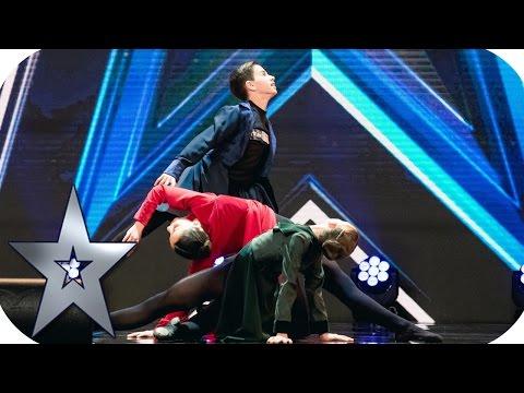 Francisco, Laura e Margarida | Audições PGM 06 | Got Talent Portugal 2017