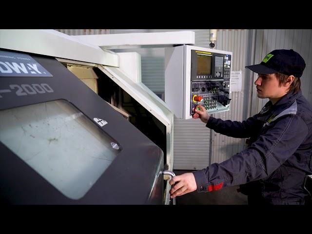 Технологический парк для производства RPK оборудования