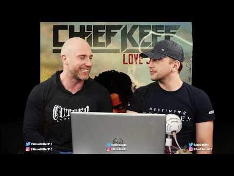 Chief Keef - Love Sosa METALHEAD REACTION!!!