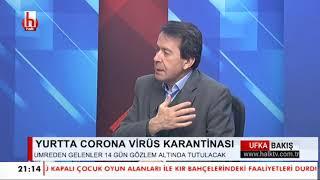 Küresel Sınavın Adı: Corona Virüs / Ufka Bakış - 1.Bölüm - 16 Mart