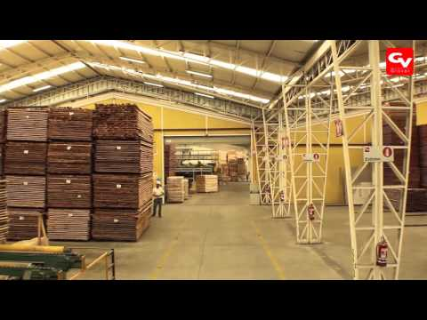 Glover Furniture factory corporate video