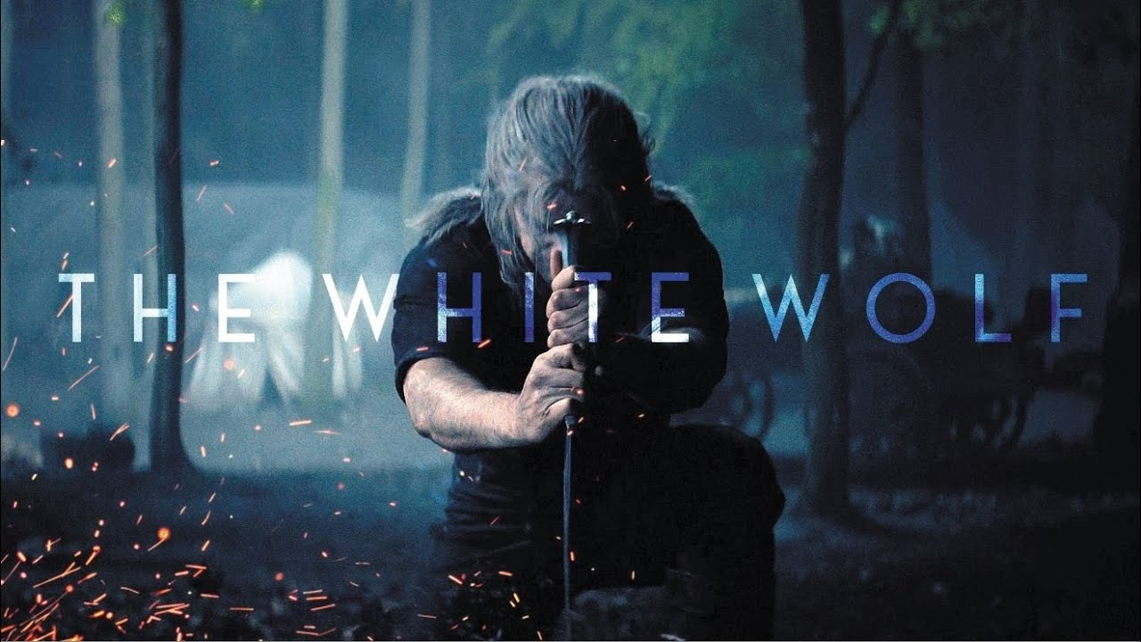 Download (The Witcher) Geralt of Rivia   The White Wolf